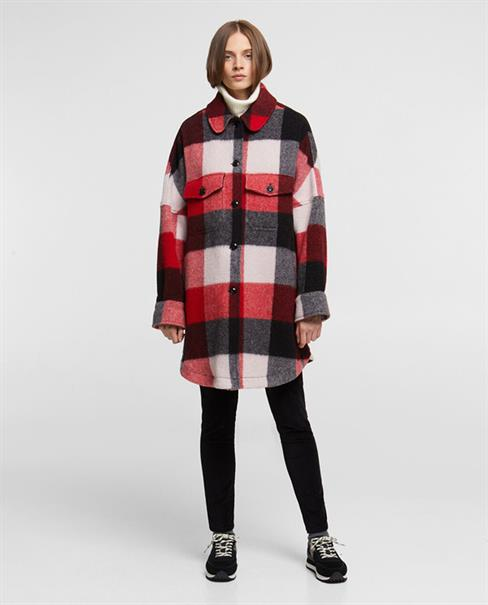 WOOLRICH W'S BUFFALO COAT