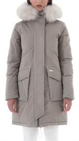 WOOLRICH W'S MILITARY PARKA FOX