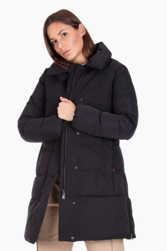WOOLRICH W'S QUILTED VAIL COAT